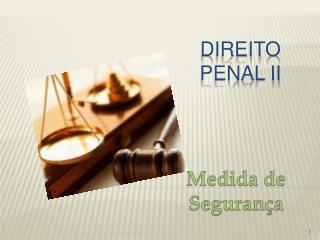 Direito  penal ii