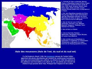 4. Asie du Nord, en Sibérie