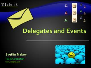 Delegates and Events