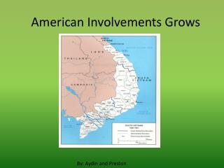 American Involvements Grows