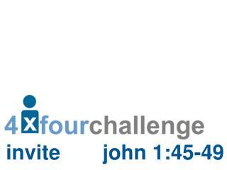 invite john 1:45-49