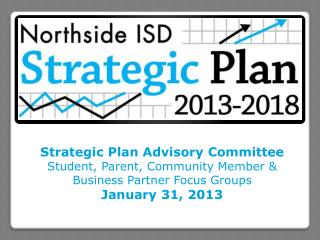 Strategic Plan Advisory Committee