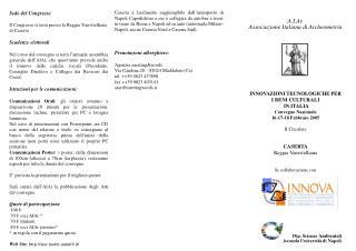 A.I.Ar. Associazione Italiana di Archeometria