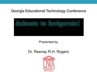 Georgia Educational Technology Conference