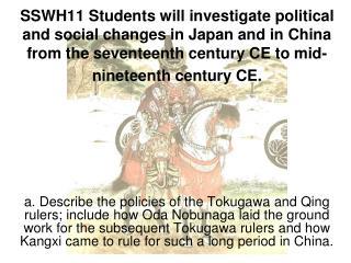 Tokugawa (Japan) toh-koo-gah-wah