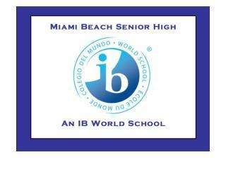 International Baccalaureate Diploma Programme at Miami Beach Senior High