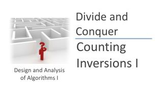 Counting Inversions I