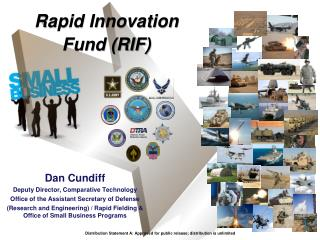 Rapid Innovation Fund (RIF)
