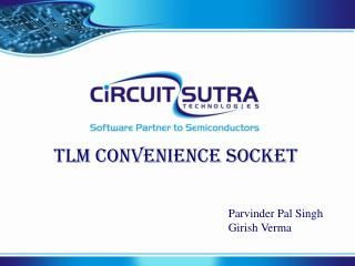 TLM Convenience Socket