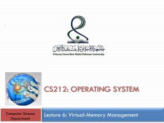 Cs212: operating system