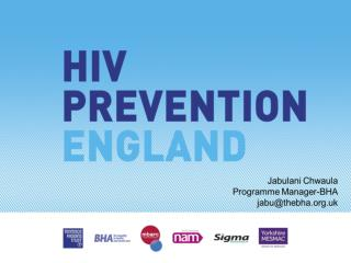 Local  HIV prevention work for African and MSM  communities: