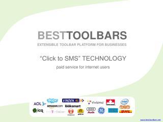 BEST TOOLBARS EXTENSIBLE TOOLBAR PLATFORM FOR BUSINESSES