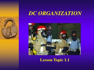 DC ORGANIZATION
