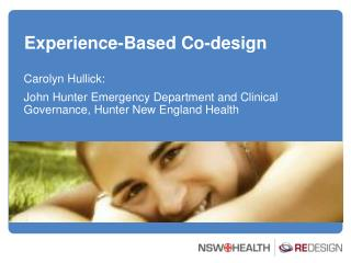 Experience-Based Co-design