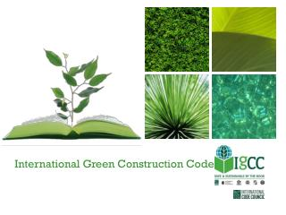 International Green Construction Code