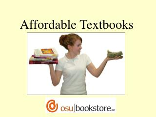 Affordable Textbooks