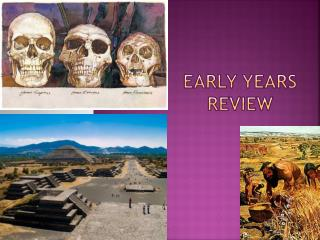 Early Years Review
