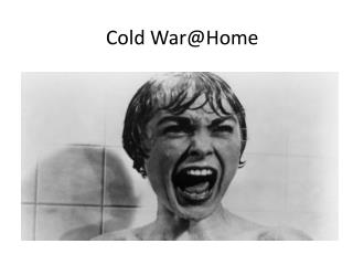 Cold  War@Home