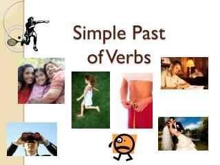 Simple Past of Verbs