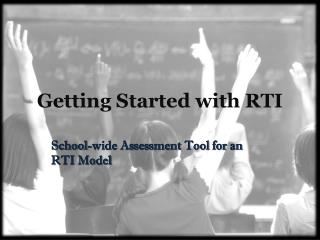 Getting Started with RTI