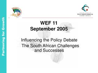 WEF 11 September 2005