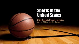 Sports in the United States