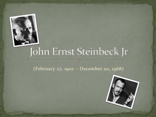 John Ernst Steinbeck  Jr