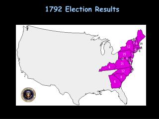 1792 Election Results