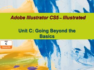 Adobe Illustrator CS5  –  Illustrated