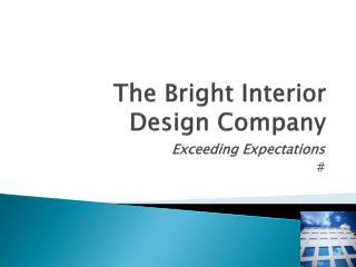 The Bright Interior Design Company