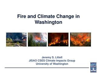 Fire and Climate Change in Washington