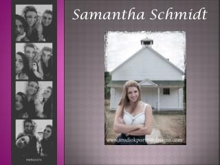 Samantha Schmidt