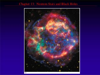 Goals   Explain how neutron stars form   Explain what pulsars are