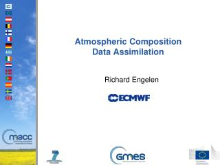 Atmospheric Composition Data Assimilation