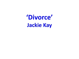 Is Divorce Bad for Children