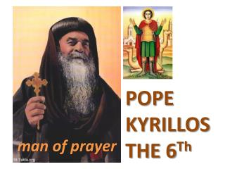 man of prayer