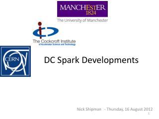 DC Spark Developments