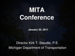 MITA Conference