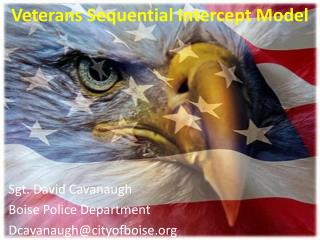 Veterans Sequential Intercept Model