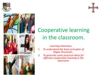 C ooperative  learning in the classroom.