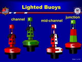 Lighted Buoys