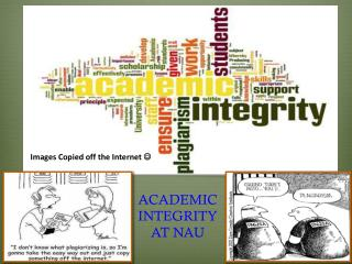 Academic Integrity at NAU