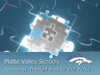 Platte Valley Schools