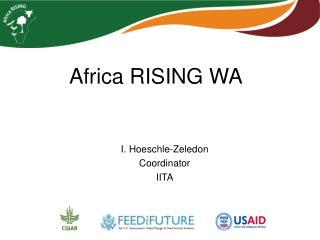 Africa RISING WA