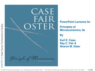 PowerPoint Lectures for  Principles of Microeconomics, 9e By