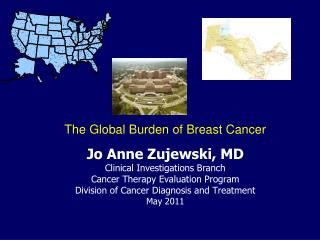 Jo Anne Zujewski, MD Clinical Investigations Branch Cancer Therapy Evaluation Program