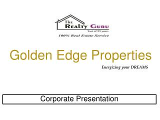 Golden Edge Properties