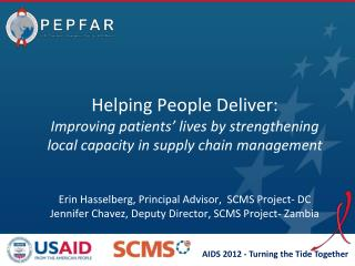 Helping People Deliver: