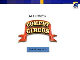 Geo Presents