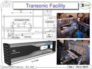 Transonic Facility